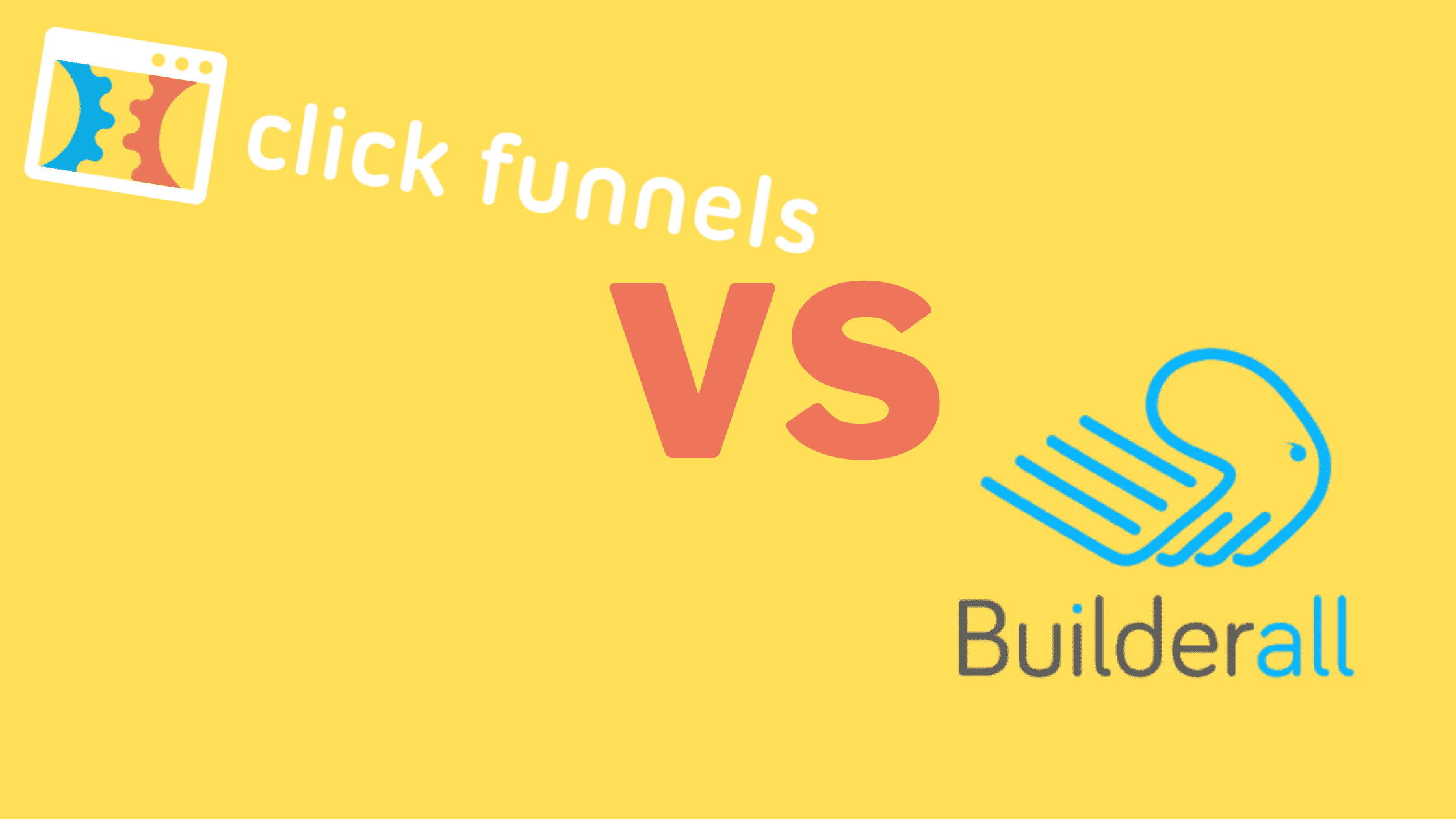 Which one should you use, ClickFunnels or Builderall?